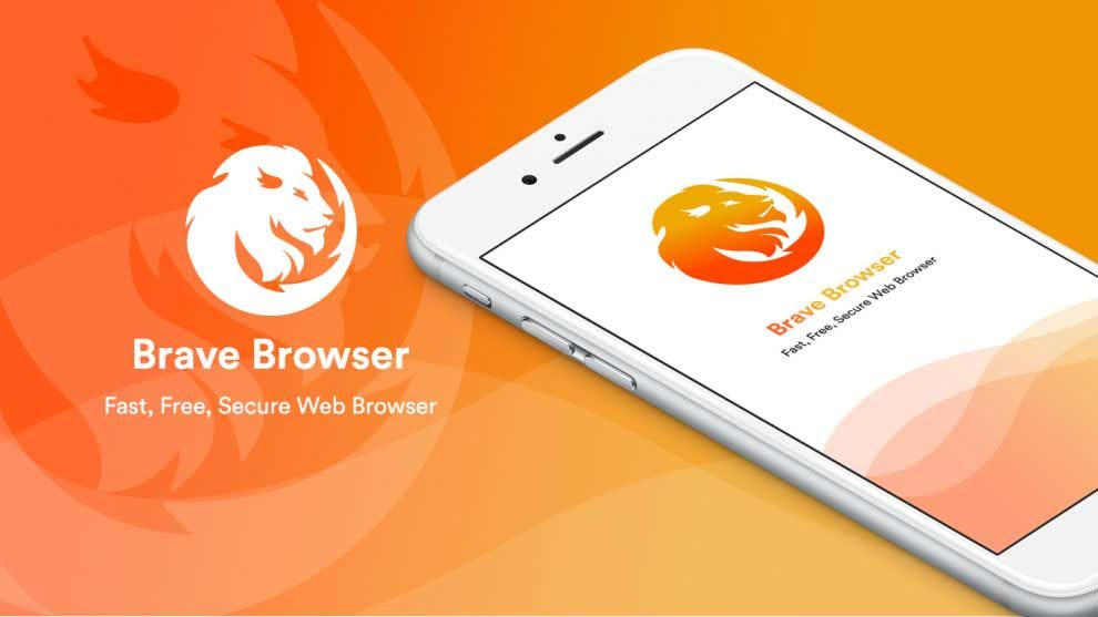 brave browser di android