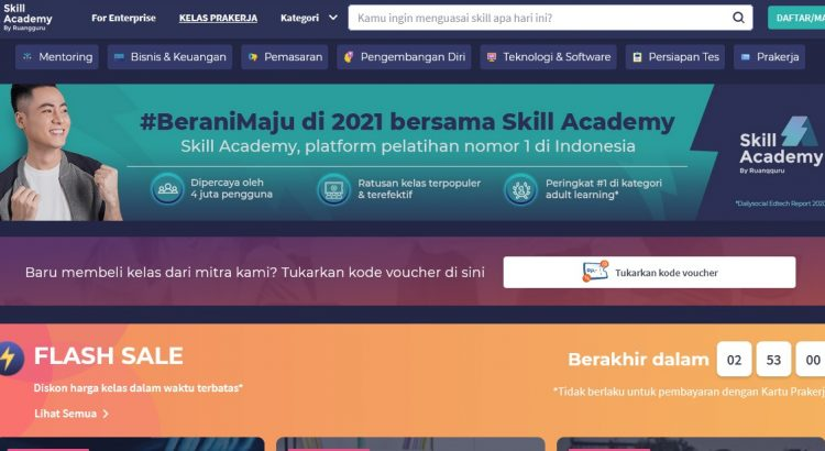 review skillacademy